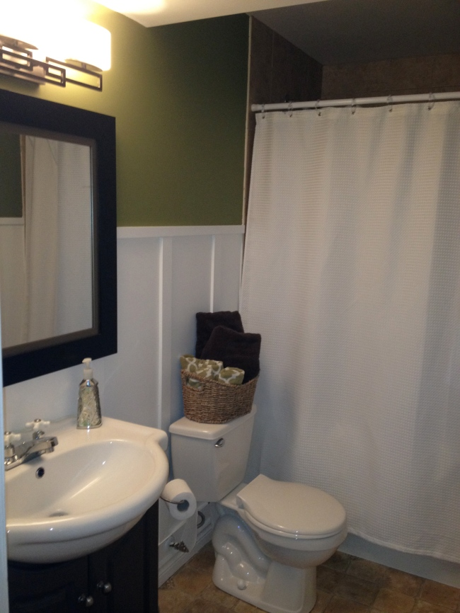 Bathroom Makeover - Simply Style Blog