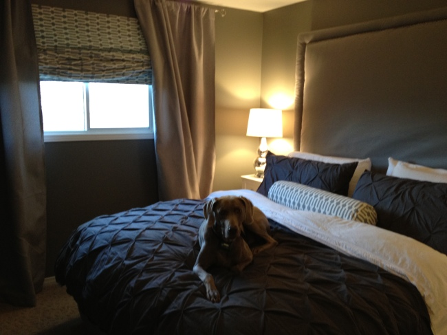Grey Bedroom Makeover - Simply Style Blog